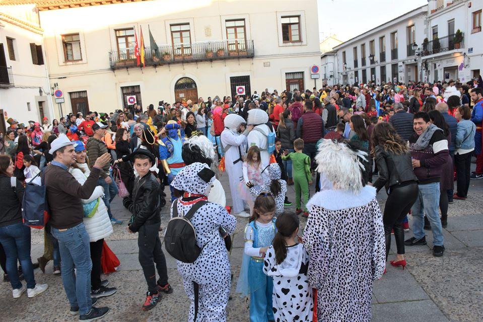 Dj Truck en el Carnaval de Villaviciosa de Odón