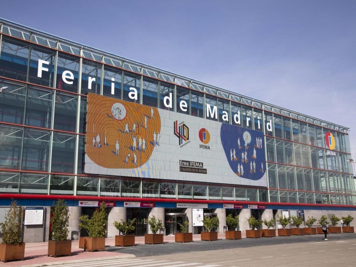 IFEMA y Matadero de Madrid