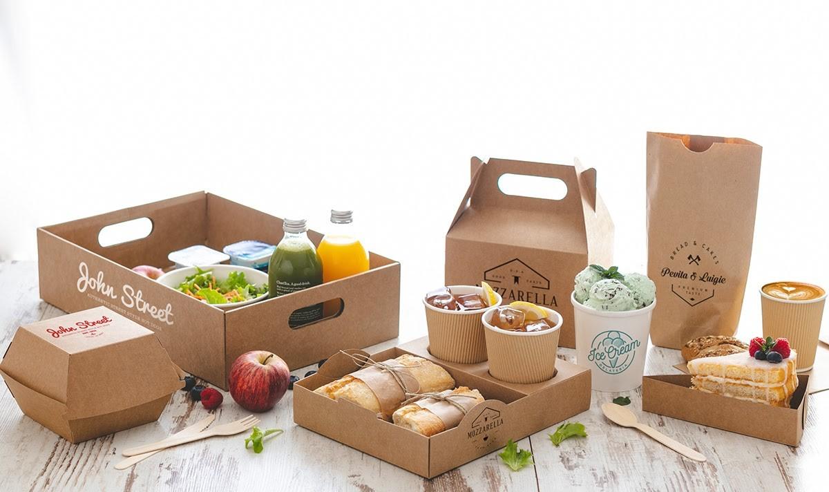 Packaging para nuestros Food Trucks