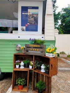 Food trucks para eventos educativos - The Vintage Van